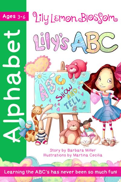 Lily's ABC Cover