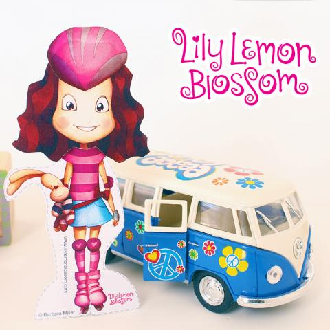 Lily Lemon Blossom Im on a Roll